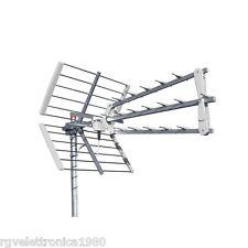 ANTENNA DIGITALE TERRESTRE LTE TRIO 3D OFFEL TRIPLA UHF 17dB 21-501 MADE ITALY