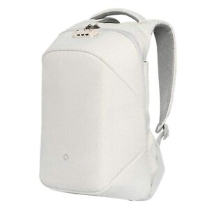Korin Anti-theft Laptop Backpack with USB Port Security Cable Water Resistant