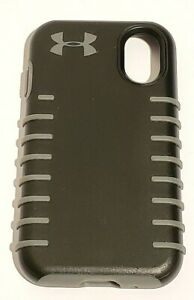 check out facea b317b Details about Under Armour UA Protect Grip Case for Verizon Palm (2018) -  Black Grey