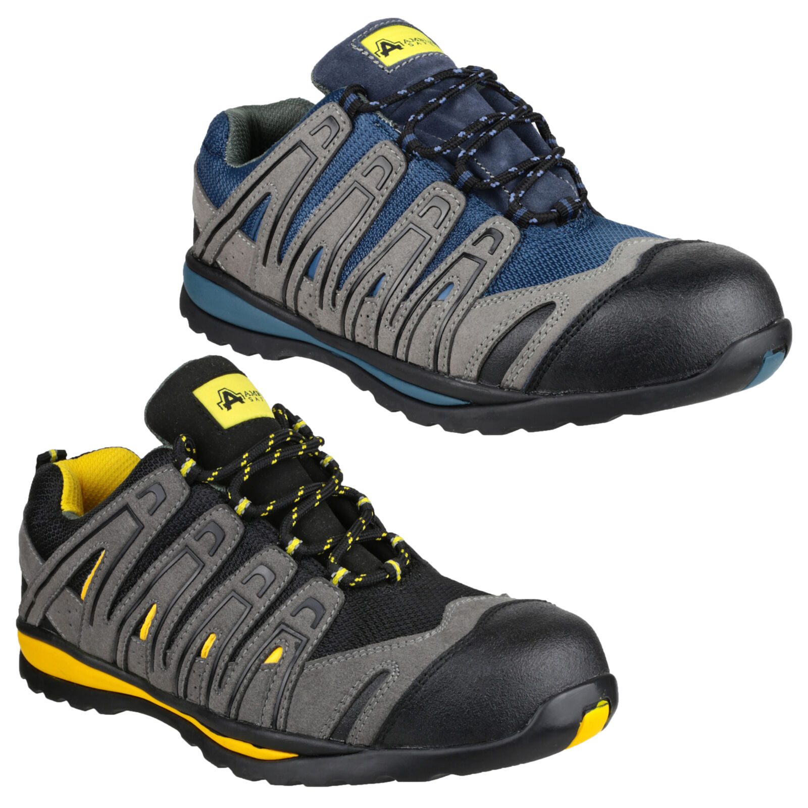 Amblers Safety con Punta Composita Lavgold shoes Sportive da men Industriale