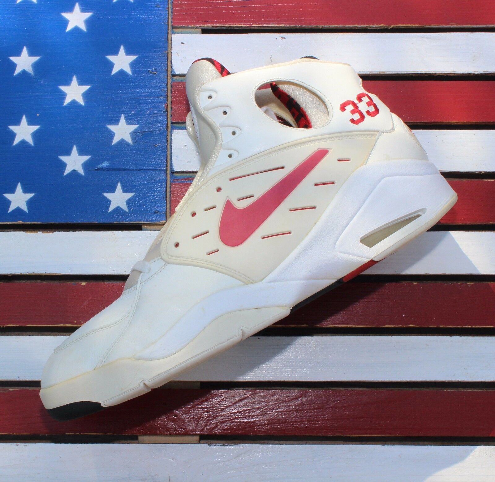 Nike Dynamic Flight Scottie Pippen 1992 PLAYER EXCLUSIVE Sample PE VTG Original