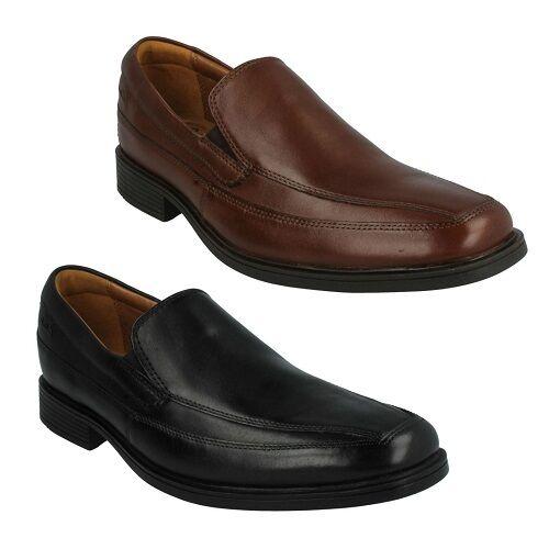 Tilden Free Clarks da uomo slip on, in pelle alla moda moda alla lavoro formale ufficio Scarpe classiche da uomo ade76b