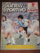 GUERIN SPORTIVO=N°2 1981=MUNDIALITO=TRIPLO FILM CAMP.=TALKING HEADS
