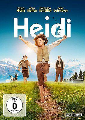 Heidi 2015 - Bruno Ganz - Peter Lohmeyer - DVD
