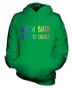 Cadeau By Pride Naissance Par Capuche Lgbt Sweat Gay À Choice Proud Haut Unisexe 1qvw7WRO