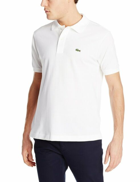 lacoste white polo shirt mens > Up to 71% OFF > Free shipping