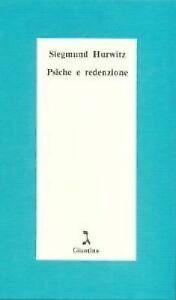 (1384) Psiche e redenzione - Siegmund Hurwitz - Giuntina