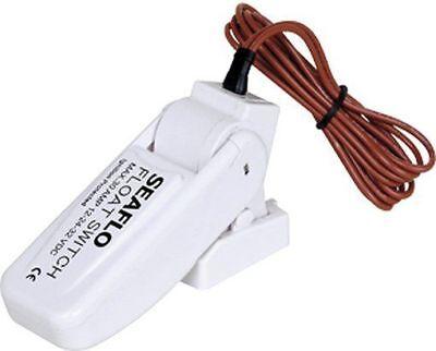 12V Bilge Pumpe Schwimmerschalter 24V 32V Teile Belüftung Für Boot Yacht Weiß
