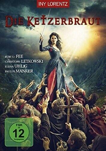 DIE KETZERBRAUT - THURN, HANSJÖRG/LETKOWSKI, CHRISTOPH/FEE, RUBY O.   DVD NEW