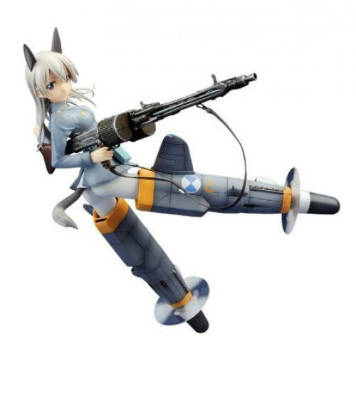 New ALTER Strike Witches 2 Eila Ilmatar Juutilainen Figure F/S