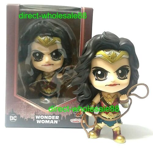 Hot Toys Justice League Wonder Woman Cosbaby  DC Gal Gadot
