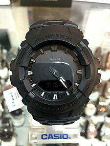 CASIO G-100BB-1A G-SHOCK Men s Military Black Watch 100% Authetic ... 93077d175