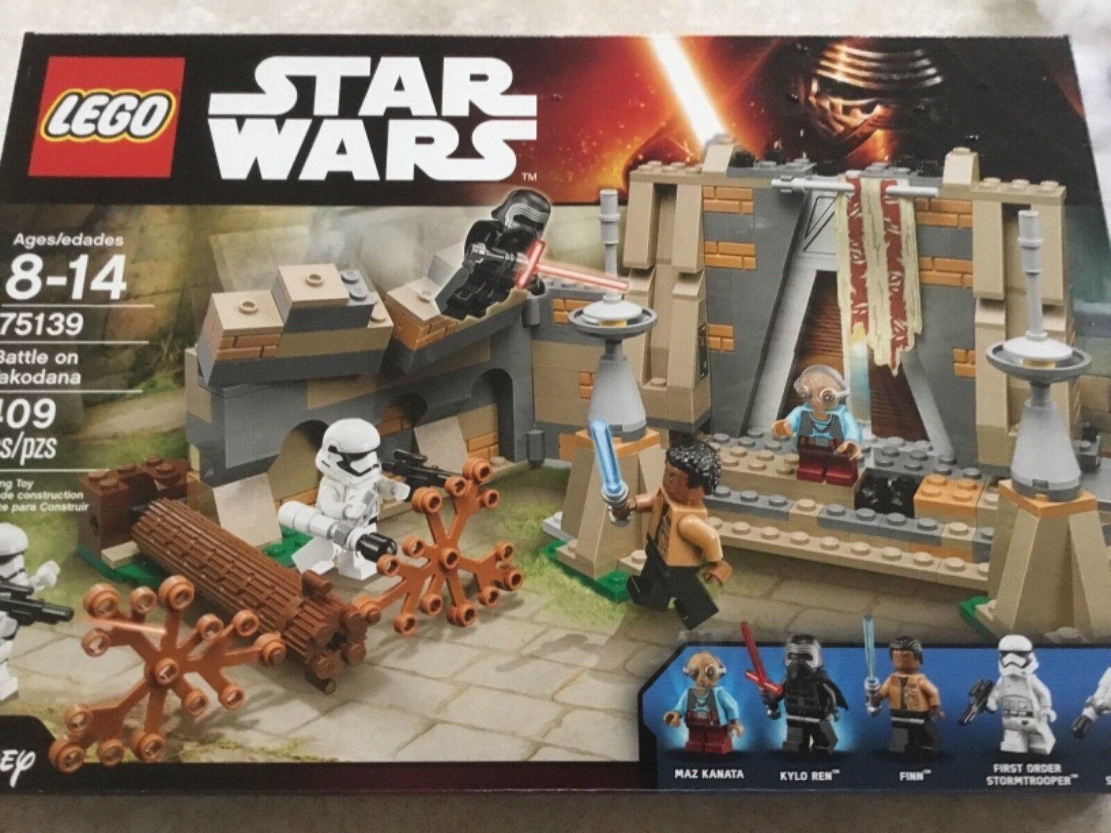 LEGO Star Wars  Battle on on on Takodana 75139,(Kylo Ren) 0a8fbe