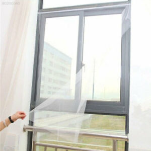10A0-DIY-Mesh-Window-Magic-Curtain-Fly-Insect-Mosquito-Insect-Screen-Net-White
