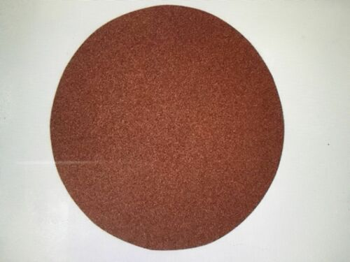"355mm Self Adhesive Sanding Disc 14/"" Various Grit Options"