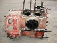 Motorblock Porsche Diesel  AP18 Traktor Schlepper Motor Leer