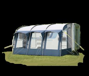 NEW Royal Wessex 390 Lightweight poled Caravan Porch ...