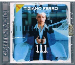Tiziano Ferro 111 Centoundici Cd Fuori Catalogo Italy Sigillato Ebay