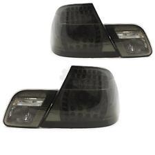 Rückleuchten Heckleuchte Set (links & rechts) LED BMW E46 99-03 klar schwarz K3Y
