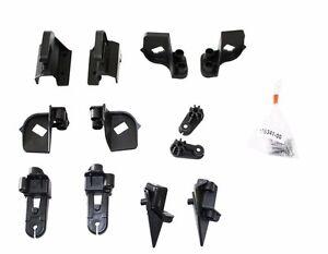 ORIGINAL-GM-OPEL-INSIGNIA-A-Halter-Scheinwerfer-Reparatursatz-LINKS-RECHTS