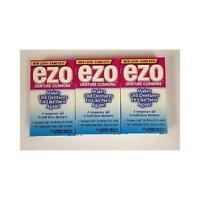 Ezo Denture Cushions Lower Heavy 15 Each - 3 Pack on sale