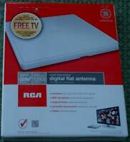 Brand In Box Rca Multi-directional Digital Flat Antenna, Hdtv