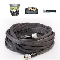 Flexible Garden Hose Kink Resistant Durable Watering Gear Drinking Water Safe