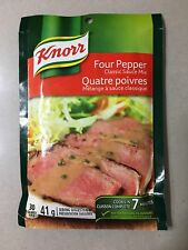 3x41 g Knorr Four Pepper Classic Sauce Mix