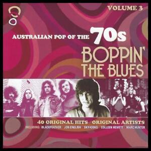 70-039-s-2-CD-BOPPIN-039-THE-BLUES-AUSTRALIAN-POP-OF-THE-70-039-s-Volume-3-NEW