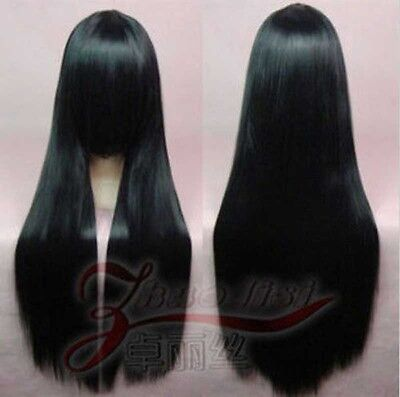 "18 Colors 80CM/32"" Long Straight Cosplay Party Wig"