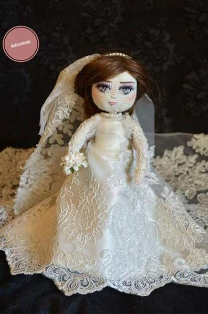 Addison & Gina Wedding Dolls | 640x424