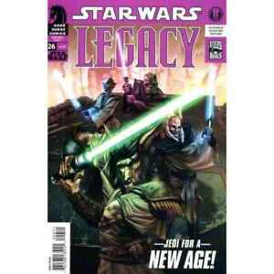 Star-Wars-Legacy-2006-series-26-in-NM-condition-Dark-Horse-comics-or