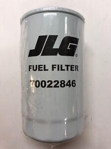 details about genuine jlg 70022846 fuel filter secondary fuel filter diesel jlg 260mrt fuel filter jlg fuel filter #3