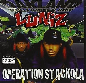 Luniz-Operation-stackola-1995-CD