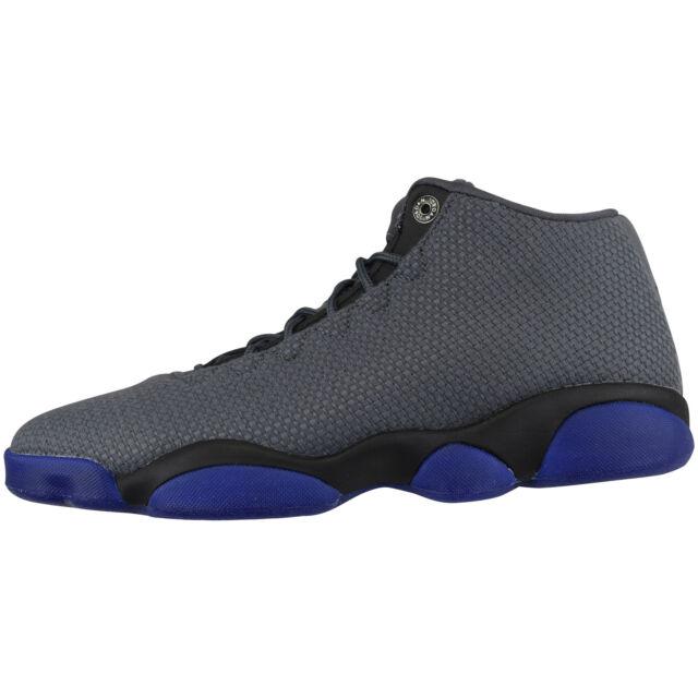 official photos bd31f 59ae4 Nike Air Jordan Horizon Low 845098-002 Basketball Lifestyle Leather Shoes
