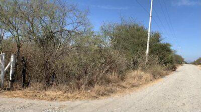 Venta terreno dos hectareas en carretera libre Monterrey Reynosa Cadereyta NL