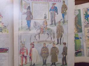 Efficace Corriere Dei Piccoli Originale Anni '30 L'esercito Ungherese - Magiar Army Cadeau IdéAl Pour Toutes Les Occasions
