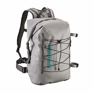 Patagonia-STORMFRONT-Roll-Top-Pack-45L-Drifter-Grey-WATERPROOF