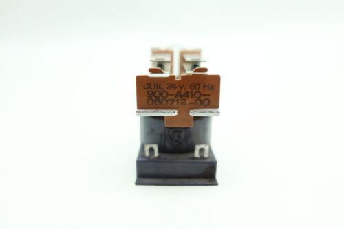 Guardian Electric 900-A410-060712-00 Control Relay 24v-ac