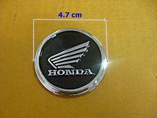 "HONDA Z50 Z50M MONKEY LOGO BADGE EMBLEM  ""BLACK""  (bi)"