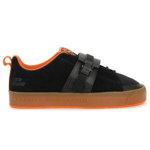 PUMA Men's Court Platform Brace Atelier New Regime Black-Ibis Shoes 36653702 ...