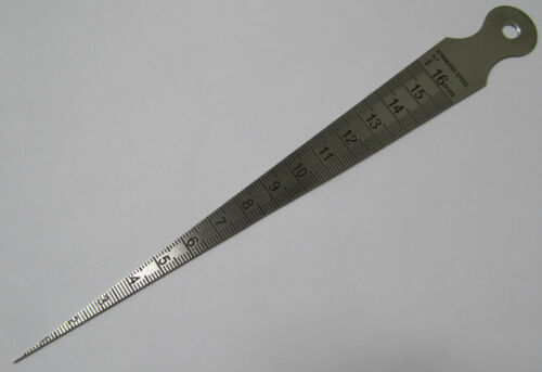 RDGTOOLS  1 - 15mm BORE GAUGE  SUIT MYFORD ML7 LATHE