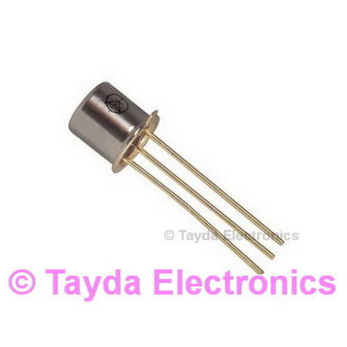 20 x 2N2907A 2N2907 PNP Transistor 60V 0.6A TO-18 FREE SHIPPING