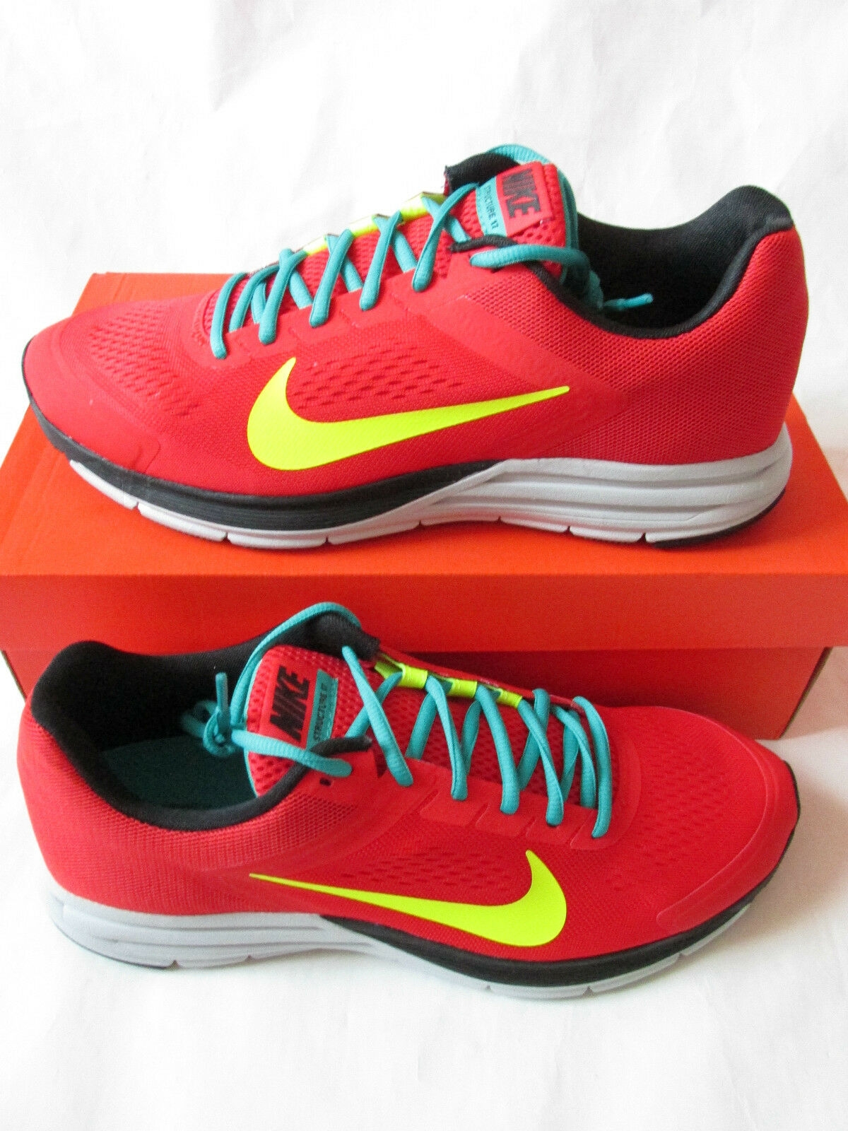nike zoom structure+ 17 mens running trainers 615587 600 sneakers shoes plus