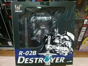 New Transformers Unique Toys UT R-02P Destroyer MP Knight Optimus Prime In Stock