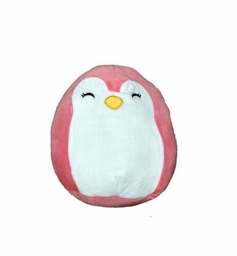 Squishmallow Plush Penguin Pink Super Soft Plush Toy 8 inches