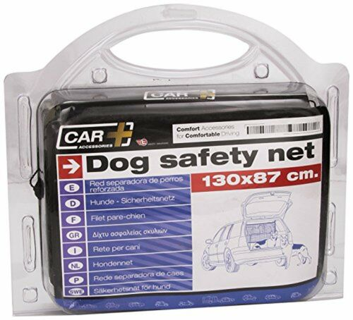 Heavy Duty Dog Guard Net 20-30kg Pet Safety Fits All Cars Universal NEW