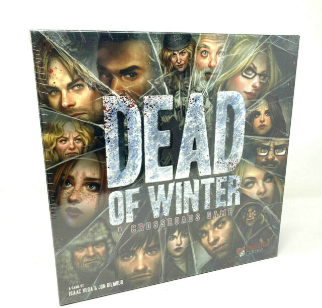 Dead of Winter by Plaid Hat Games Game Board for Age 12+ (new)