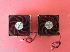 X7DBN Motherboard - 2 Pack Cooljag Server CPU Cooler Heatsink Fan Socket 771