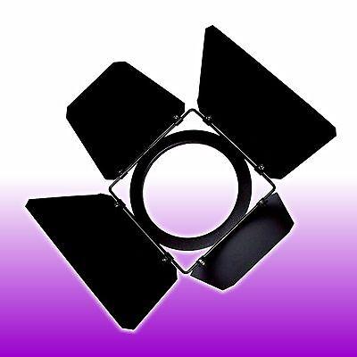 Torblende / Barndoor für PAR 64 schwarz / black